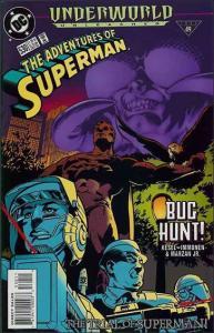 DC ADVENTURES OF SUPERMAN (1987 Series) #530 VF