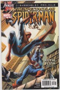 Spectacular Spider-Man #19