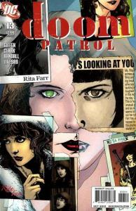 Doom Patrol (2009 series) #13, VF (Stock photo)