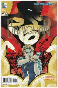 Batwoman #15 February 2013 DC