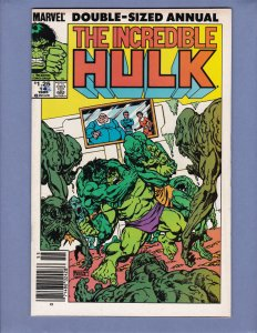 Incredible Hulk Annual #14 VF/NM Marvel 1985