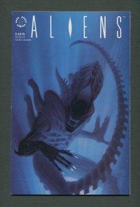 Aliens #2  /  9.0 VFN/NM - 9.2 NM-  / 2nd Series 1989