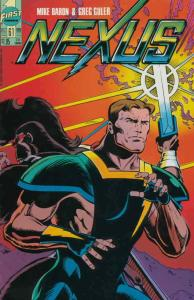 Nexus (Vol. 2) #61 VF/NM; Capital/First   save on shipping - details inside