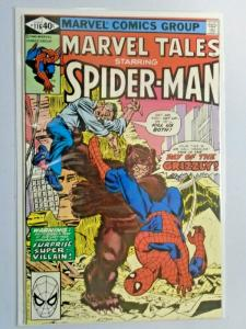 Marvel Tales #116 - remainder marks - 8.0 - 1980