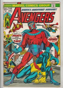 Avengers, The #110 (Apr-73) FN+ Mid-High-Grade Avengers