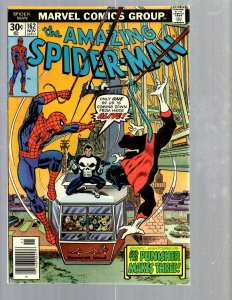 Amazing Spider-Man # 162 VF/NM Marvel Comic Book MJ Vulture Goblin Scorpion TJ1