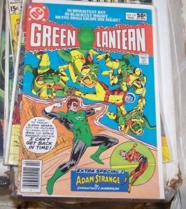 Green Lantern #137 (Feb 1981, DC) ADAM STRANGE SOLO BY INFANTINO