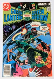 Green Lantern #99 (Dec 1977, DC) FN+ 6.5 Mike Grell cover