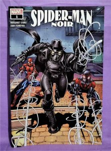 Wal-Mart Exclusive SPIDER-MAN NOIR #1 Todd Nauck Variant Cover (Marvel, 2020)!