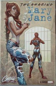 The Amazing Mary Jane #1 - J. Scott Campbell