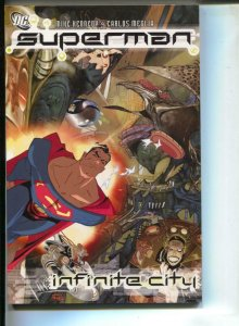 Superman Infinity City-Mike Kennedy-TPB-trade