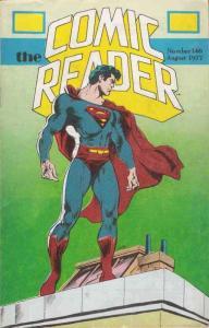 Comic Reader, The #146 VF; Street Enterprises | save on shipping - details insid