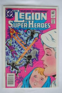Legion of Super-Heroes 292
