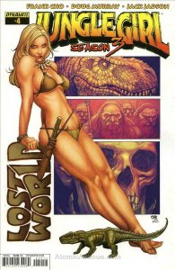Jungle Girl Season 3 #4A VF/NM; Dynamite | save on shipping - details inside