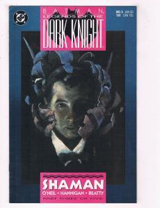 Batman: Legends Of The Dark Knight #3 FN/VF DC Comic Book Jan 1990 DE38 AD11