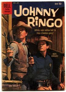 Four Color #1142 1960- Johnny Ringo- Don Durant- Mark Goddard VG