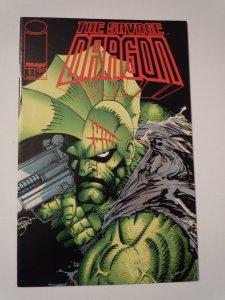 Savage Dragon #1 (1993)