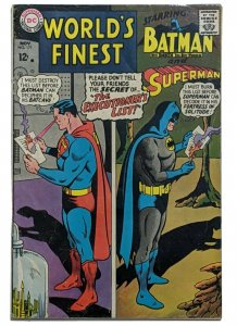 World's Finest #171 (Nov 1967, DC) G/VG 3.0 Curt Swan and George Klein cover