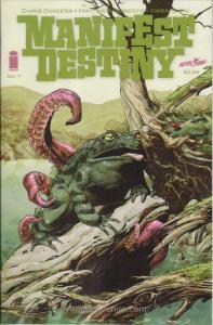 Manifest Destiny #7 VF/NM; Image | save on shipping - details inside