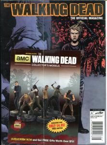 WALKING DEAD MAGAZINE #16, NM, Zombies, Horror, Kirkman, 2012, more in store
