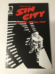 Sin City A Dame To Kill 1 For Nm Near Mint Dark Horse