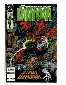 Green Lantern #2 (1990) DC Comics Superman Flash OF6
