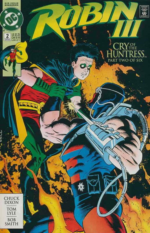 Robin III: Cry of the Huntress #2 FN; DC | save on shipping - details inside