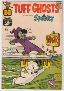 Tough Ghosts Starring Spooky #4 (Jan-63) VF+ High-Grade Spooky