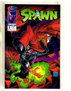 Spawn # 1 NM 1st Print Image Comic Book 1st Appearance Todd McFarlane Key HJ9