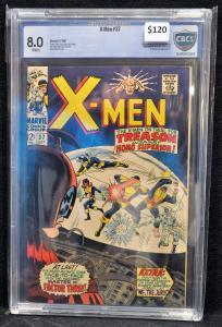 X-Men #37 CGC 8.0