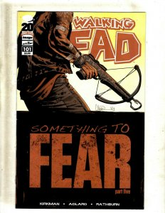 Lot Of 7 Walking Dead Image Comic Books # 101 102 103 104 105 106 107 Negan RP4