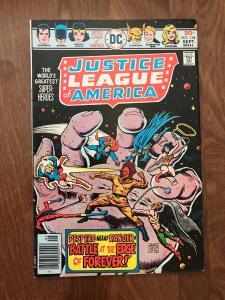 Justice League of America #134  (DC Comics; Sept, 1976) - Despero - VF