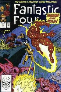 Fantastic Four (1961 series) #313, NM- (Stock photo)