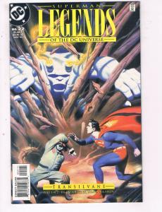 Superman: Legends Of The DC Universe #22 VF DC Comic Book DE21