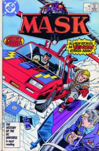 Mask (2nd Series) #1 FN; DC | save on shipping - details inside