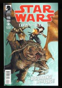 Star Wars: Dawn of The Jedi - Force Storm #2 NM+ 9.6 Daegen Lok!