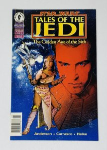 STAR WARS: TALES OF THE JEDI - THE GOLDEN AGE OF THE SITH #1