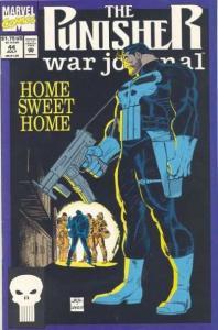 Punisher War Journal (1988 series) #44, NM (Stock photo)