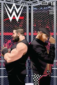 WWE #18, NM (Stock photo)