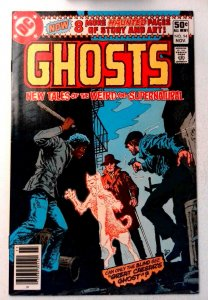 Ghosts #94 DC 1980 VF Bronze Age Comic Book 1st Print