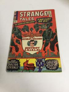 Strange Tales 136 Gd+ Good+ 2.5