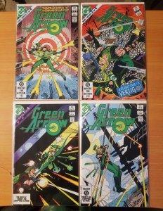 Green Arrow 1-4 Complete Set Run! ~ NEAR MINT NM ~ 1983 DC Comics