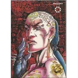 1993 Valiant Era ETERNAL WARRIOR #6 - Card #110