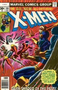 Uncanny X-Men #106 (ungraded) stock photo / SCM