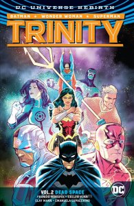 Trinity (2nd Series) HC #2 VF/NM; DC | save on shipping - details inside