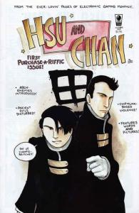 Hsu and Chan #1 VF/NM; Slave Labor | save on shipping - details inside