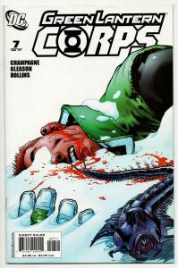 Green Lantern Corps #7 (DC, 2007) VF/NM