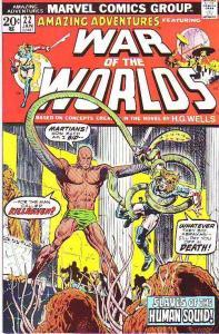 Amazing Adventures #22 (Jan-74) NM- High-Grade Killraven