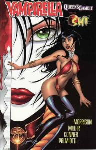 Vampirella Monthly Ashcan #3 VF/NM; Harris   save on shipping - details inside