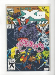 X-Factor #78 All New, All Different Peter David NM